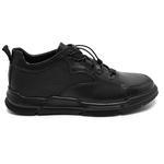 Jumana Siyah Erkek Deri Günlük Ayakkabı 2010047908001