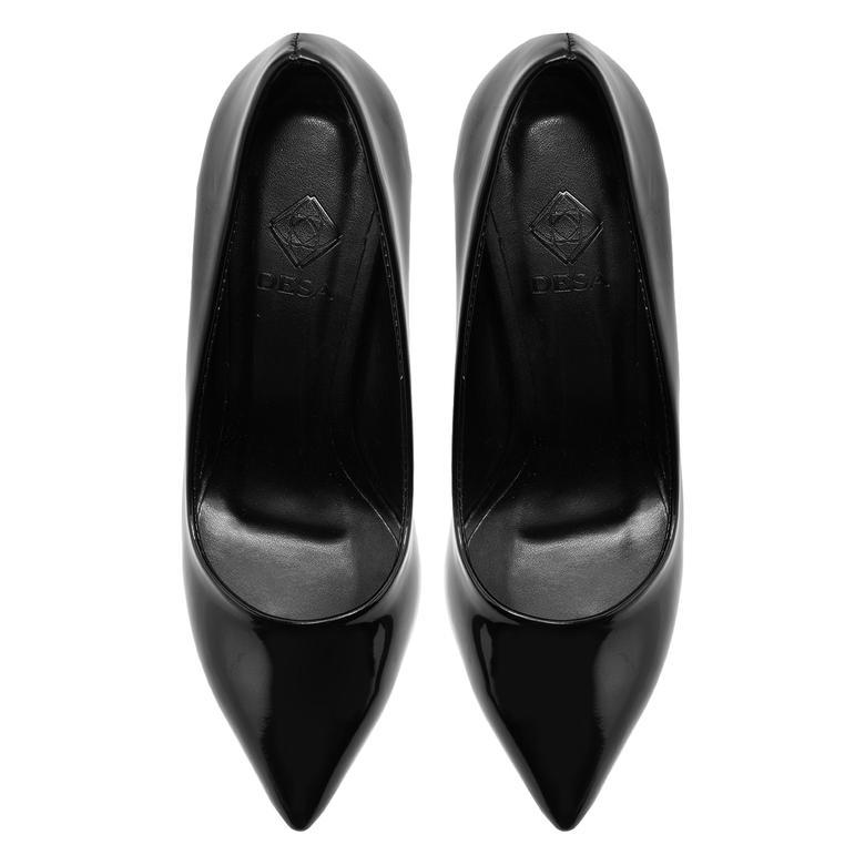 Siyah Kadın Klasik Ayakkabı 2010048080003