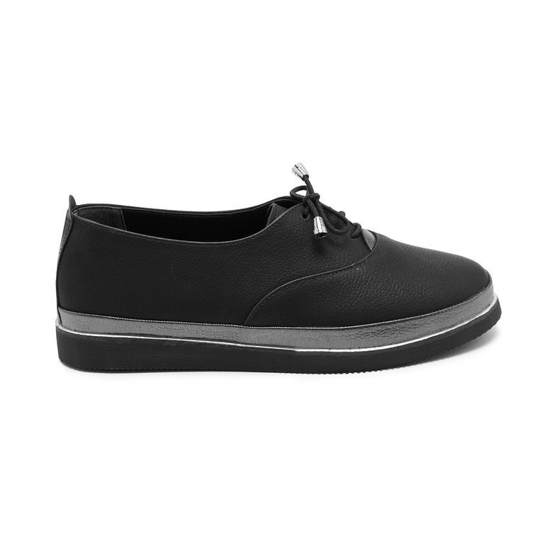 Pihu Siyah Kadın Günlük Ayakkabı 2010048164002