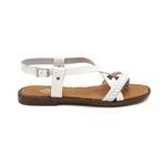 Beyaz Violetta Kadın Sandalet 2010047375002