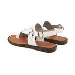 Beyaz Tilda Kadın Sandalet 2010047371020