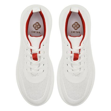 Beyaz Kadın Spor Ayakkabı 2010047459007