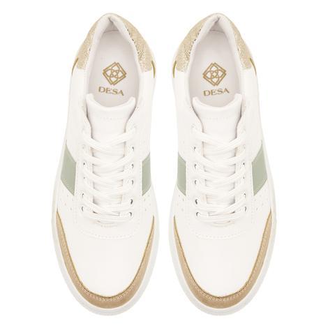 Beyaz Banes Kadın Spor Ayakkabı 2010047610001