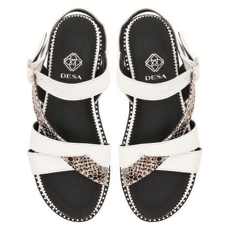 Beyaz Rayne Kadın Sandalet 2010047678001