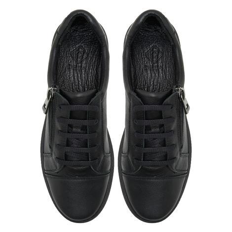 Nadine Siyah Kadın Deri Günlük Ayakkabı 2010048092001
