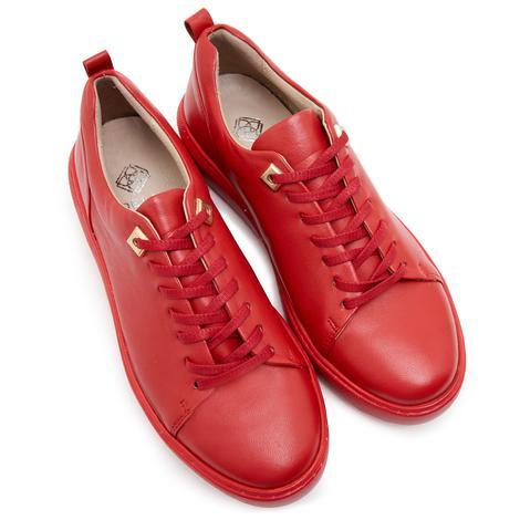 Yetta Kadın Deri Spor Ayakkabı 2010046640009