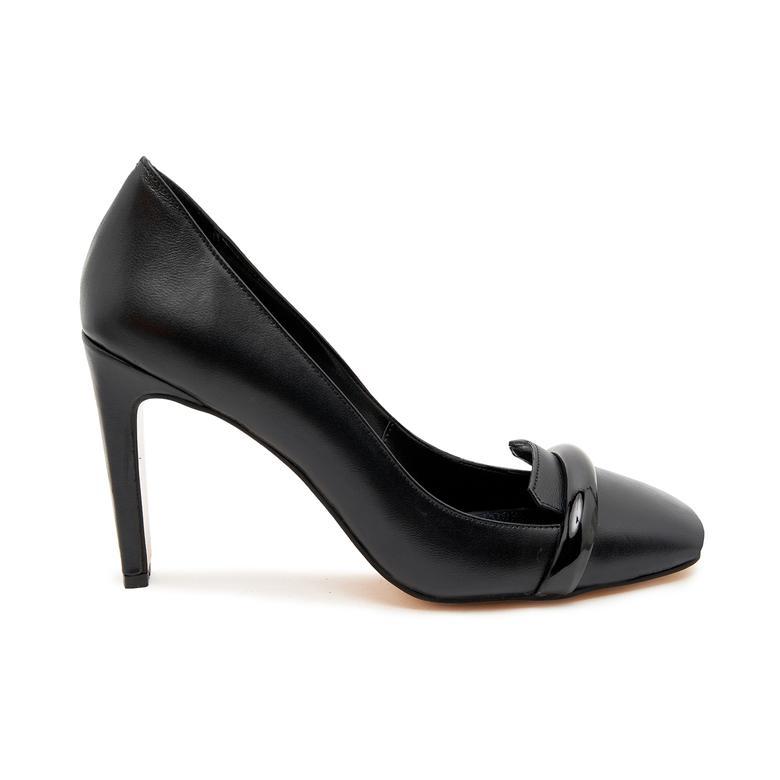 Leilana Kadın Deri Klasik Ayakkabı 2010046685008