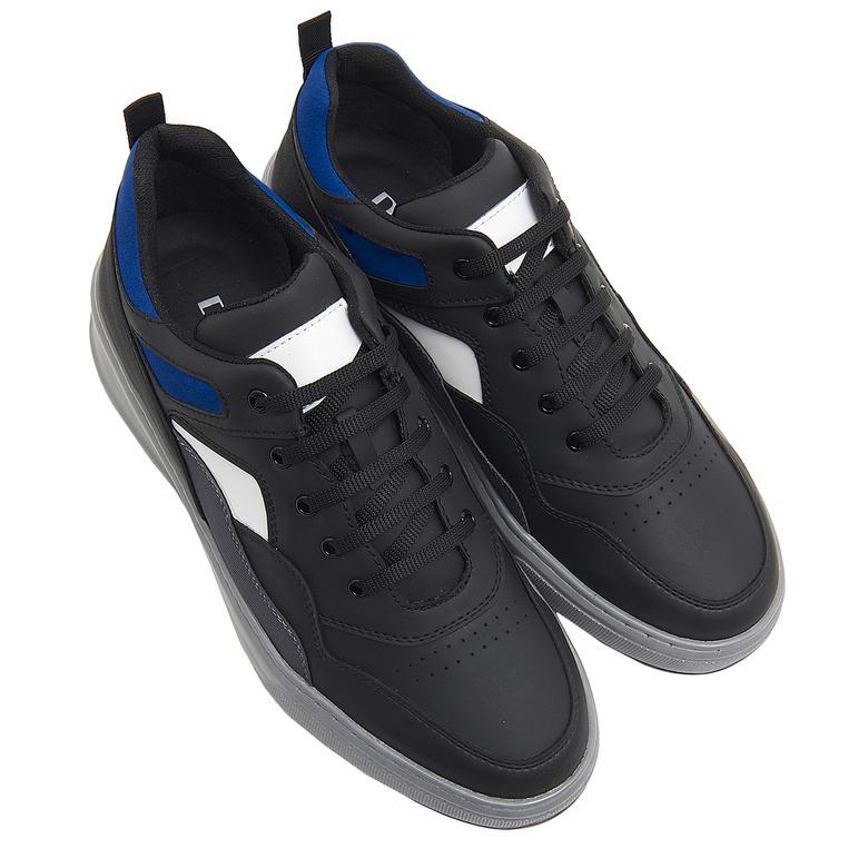 Siyah Diaval Erkek Spor Ayakkabı 2010046658001