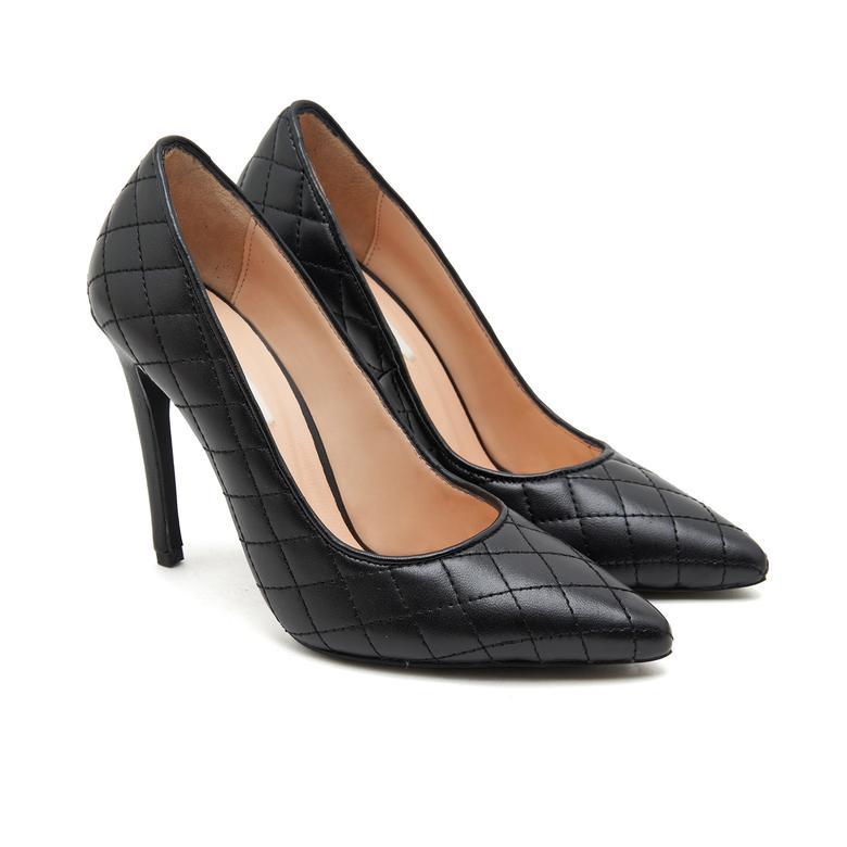 Teya Kadın Deri Klasik Ayakkabı 2010046842002