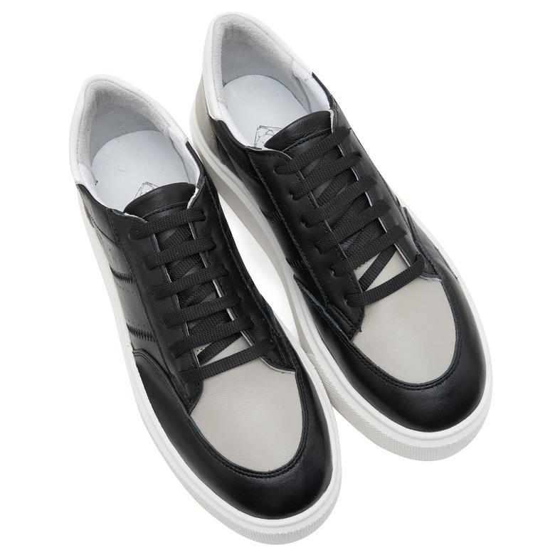 Benniel Kadın Deri Spor Ayakkabı 2010046891004