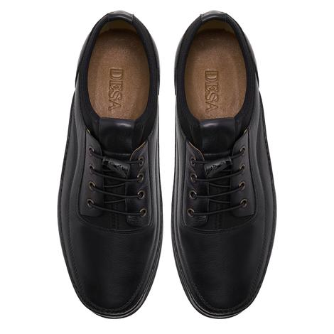 Siyah Erkek Günlük Ayakkabı 2010048106002