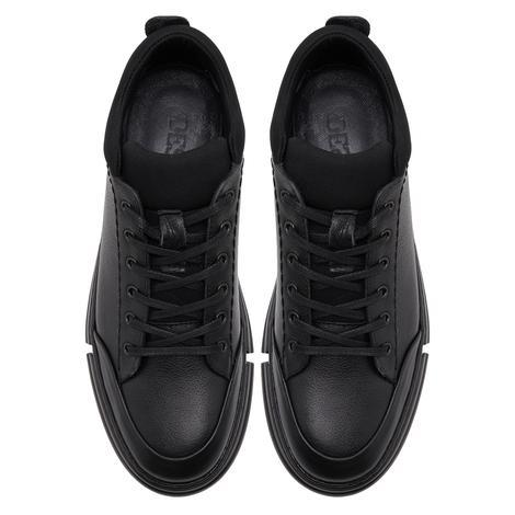 Siyah Erkek Günlük Ayakkabı 2010048104003