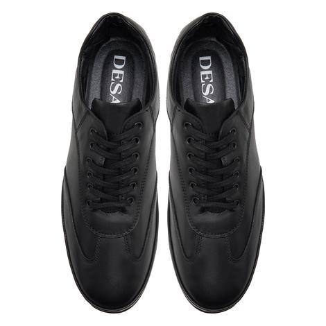 Rudra Siyah Erkek Günlük Ayakkabı 2010047909005