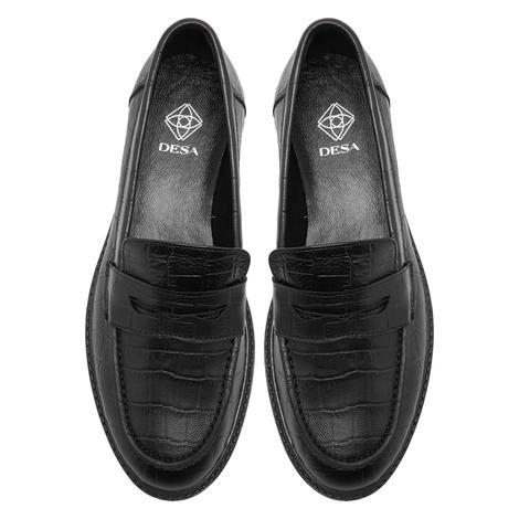 Kallen Siyah Kadın Günlük Ayakkabı 2010047960013
