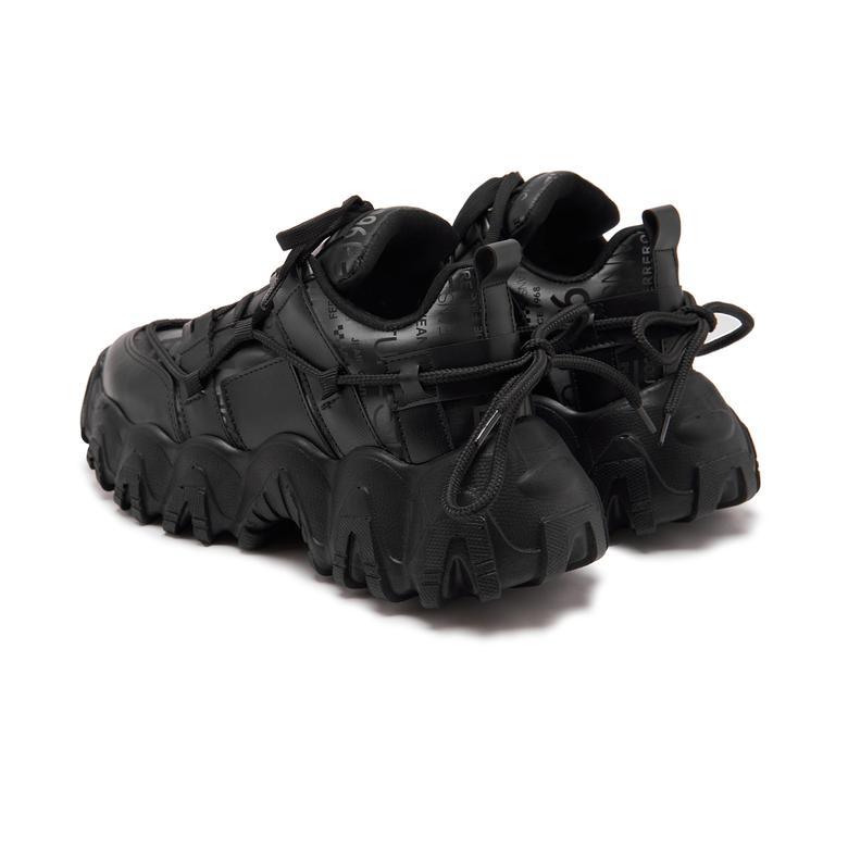 Ella Siyah Kadın Spor Ayakkabı 2010048067001