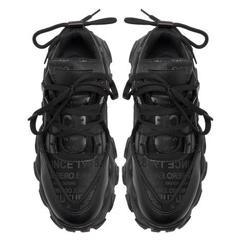 Siyah Kadın Spor Ayakkabı 2010048067001