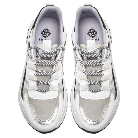 Ellen Beyaz Kadın Spor Ayakkabı 2010048066009