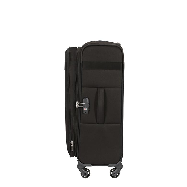 Citybeat - 4 Tekerlekli Körüklü Orta Boy Valiz 66cm 2010048349002
