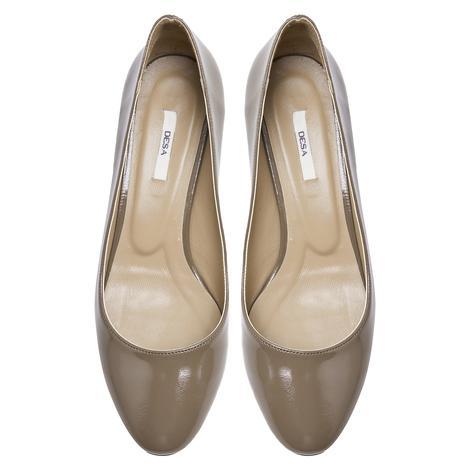 Pina Taba Kadın Deri Klasik Ayakkabı 2010047998007