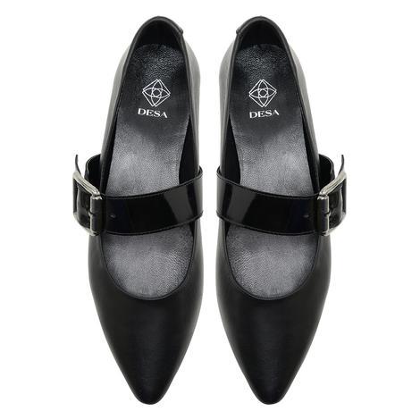 Janetta Siyah Kadın Günlük  Ayakkabı 2010047963005